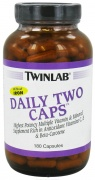 Daily Two Caps 180 Caps Twinlab