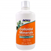 Colloidal Minerals 946 ml Now