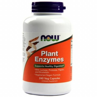 Plant Enzymes 240 Caps Now