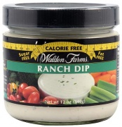 Veggie & Chip Dips 340g Walden Farms