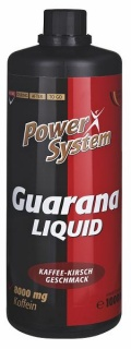 Guarana Liquid 1000 ml  Power System