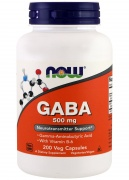 GABA 500mg 200Caps Now