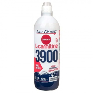 L-Carnitine Liquid 3900 Be First 1000ml