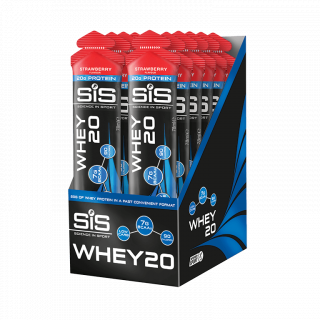 Whey 20 Protein Gel 78 ml Sis