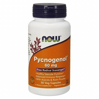Pycnogenol 60 mg 50 caps Now