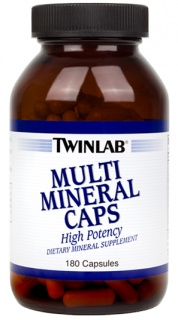 Multimineral 180 капс Twinlab