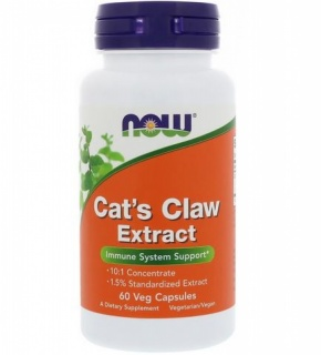 CatS Claw Extract 60 Caps Now
