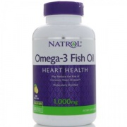 Omega-3 Fish Oil 1000 mg 60 caps Natrol