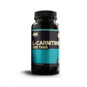 L-Carnitine 500 mg 60 Tabs Optimum Nutrition