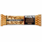 MindyS Fruit & Nuts 35g