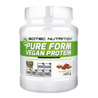 Pure From Vegan protein 450g Scitec Nutrition