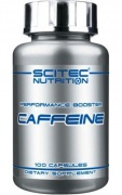 Caffeine 100 mg 100 caps Scitec Nutrition