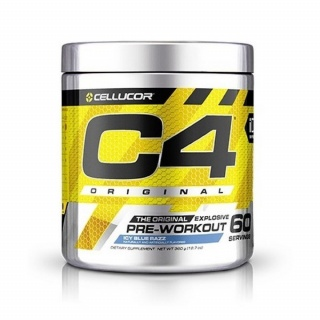 C4 EOriginal 390g 60 serv CELLUCOR