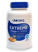 Omega 3 Extreme 1200 mg 120 caps Uniforce