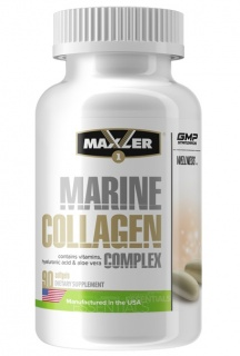 Collagen Marine 90 Caps Maxler