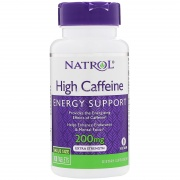 Natrol High Caffein 200 mg кофеин