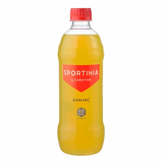 Sportinia 500ml L-Carnitine