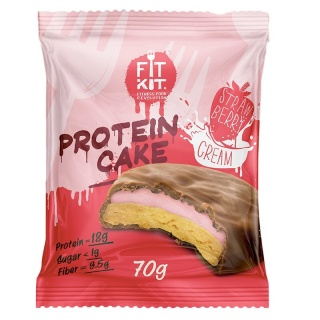 Protein Cake 70g Fit Kit