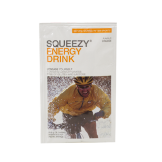 Energy Drink 50g Squeezy