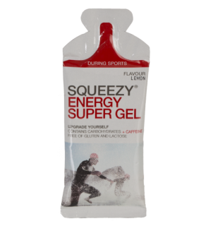 Energy Super Gel 33g Squeezy