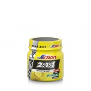 Bcaa 2:1:1 Instant Powder 250g Pro Action