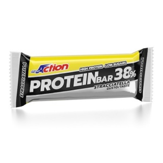Protein Bar 38% Pro Action 80g