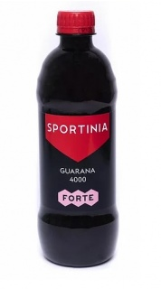 Guarana 4000 Forte 500 ml Sportinia