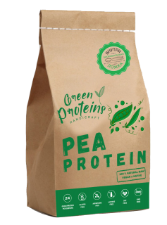 Pea Protein 900g Green Proteins