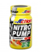 Nitro Pump Pre Workout 60Caps ProAction