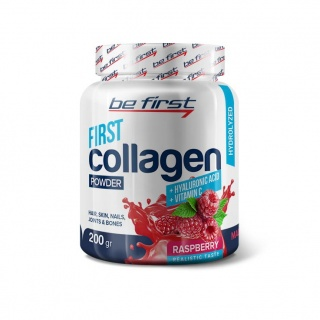 Collagen Powder + Hyaluronic Acid 200g Be First