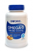 Omega 3 Uniforce 1000mg 120 Caps Uniforce