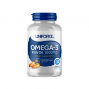 Omega 3 Uniforce 1000mg 90 Caps Uniforce