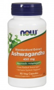 Ashwagandha 450 mg 90 caps Now