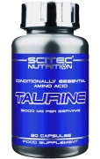 L-Taurine 1000 mg 90 Caps Scitec Nutrition