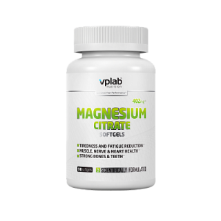 Magnesium Citrate 402mg 90 Softgels