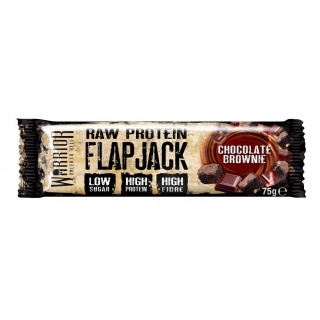 Raw Protein FlapJack 75g Warrior