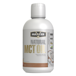 MCT OIL 450ml Maxler