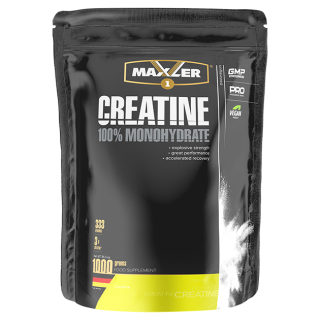 Creatine 1000g  Bag Maxler