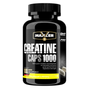 Creatine Caps 1000 Maxler 100 Caps