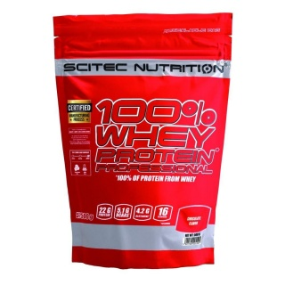 Whey Protein Prof 500g Scitec Nutrition