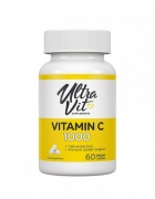 Ultra Vit 60 Caps Vitamin C 1000 Vp-Lab