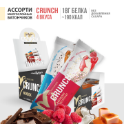 Crunch Bar 60g BootyBar