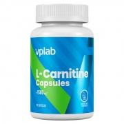 L-Carnitine Caps 1500mg 90 Caps VpLab