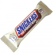 Snickers HIProtein White 57g Bar