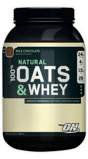 Oats&Whey 1,36 кг ON